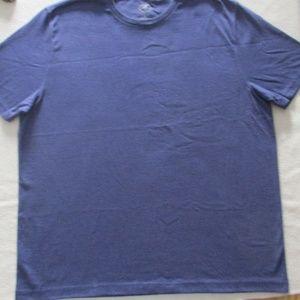 Men T Shirt XL Short Sleeves St John's Bay